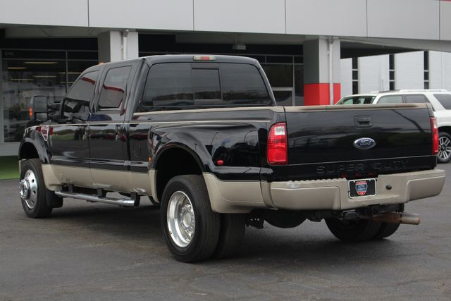 2008 Ford Super Duty F-450 DRW King Ranch Crew Cab 4x4 OFF ROAD - SUNROOF! Mooresville , NC 24