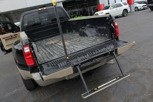 2008 Ford Super Duty F-450 DRW King Ranch Crew Cab 4x4 OFF ROAD - SUNROOF! Mooresville , NC 17