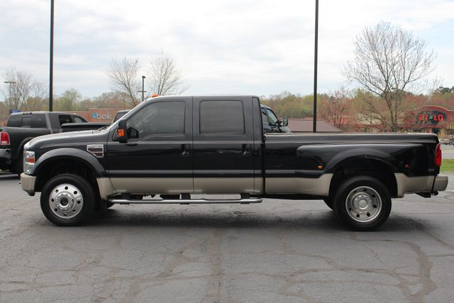2008 Ford Super Duty F-450 DRW King Ranch Crew Cab 4x4 OFF ROAD - SUNROOF! Mooresville , NC 14