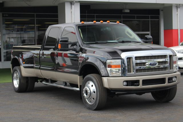 2008 Ford Super Duty F-450 DRW King Ranch Crew Cab 4x4 OFF ROAD - SUNROOF! Mooresville , NC 21