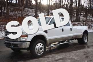 2008 Ford Super Duty F-450 DRW Lariat Naugatuck, Connecticut