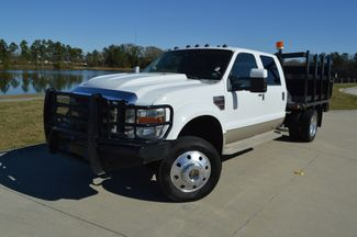 2008 Ford Super Duty F-450 DRW King Ranch Walker, Louisiana 8