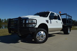 2008 Ford Super Duty F-450 DRW King Ranch Walker, Louisiana 9