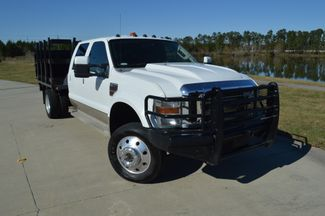 2008 Ford Super Duty F-450 DRW King Ranch Walker, Louisiana 1