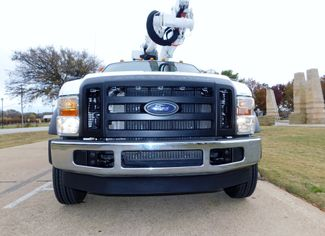 2008 Ford Super Duty F-550 DRW XL- BUCKET/BOOM TRUCK Irving, Texas 27