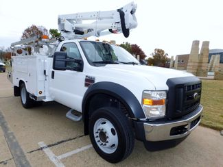 2008 Ford Super Duty F-550 DRW XL- BUCKET/BOOM TRUCK Irving, Texas 1