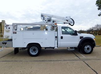 2008 Ford Super Duty F-550 DRW XL- BUCKET/BOOM TRUCK Irving, Texas 2