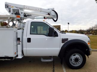 2008 Ford Super Duty F-550 DRW XL- BUCKET/BOOM TRUCK Irving, Texas 30