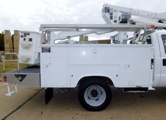 2008 Ford Super Duty F-550 DRW XL- BUCKET/BOOM TRUCK Irving, Texas 29