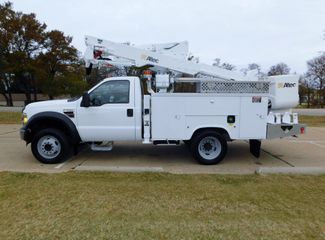 2008 Ford Super Duty F-550 DRW XL- BUCKET/BOOM TRUCK Irving, Texas 6