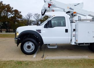 2008 Ford Super Duty F-550 DRW XL- BUCKET/BOOM TRUCK Irving, Texas 25