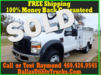 2008 Ford Super Duty F-550 DRW XL- BUCKET/BOOM TRUCK Irving, Texas