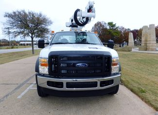 2008 Ford Super Duty F-550 DRW XL- BUCKET/BOOM TRUCK Irving, Texas 26