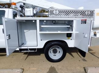 2008 Ford Super Duty F-550 DRW XL- BUCKET/BOOM TRUCK Irving, Texas 7