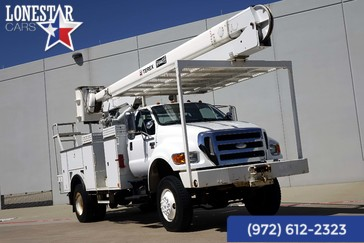 2008 Ford Super Duty F-750  XL 52 Ft Boom 4x4 in Plano