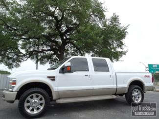 2008 Ford Super Duty F250 Crew Cab King Ranch 6.4L Power Stroke Diesel 4X4 in San Antonio, Texas