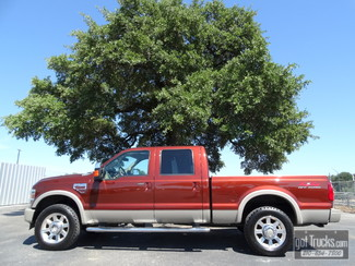 2008 Ford Super Duty F250 Crew Cab King Ranch 6.4L Power Stroke Diesel 4X4 in San Antonio Texas