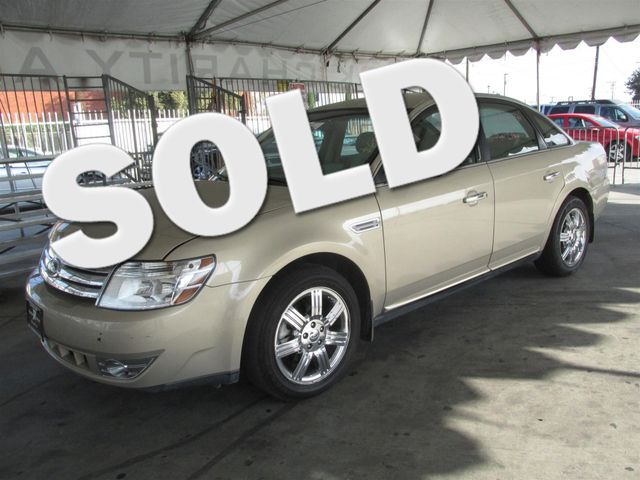 2008 Ford Taurus Limited Please call or e-mail to check availability All of our vehicles are av