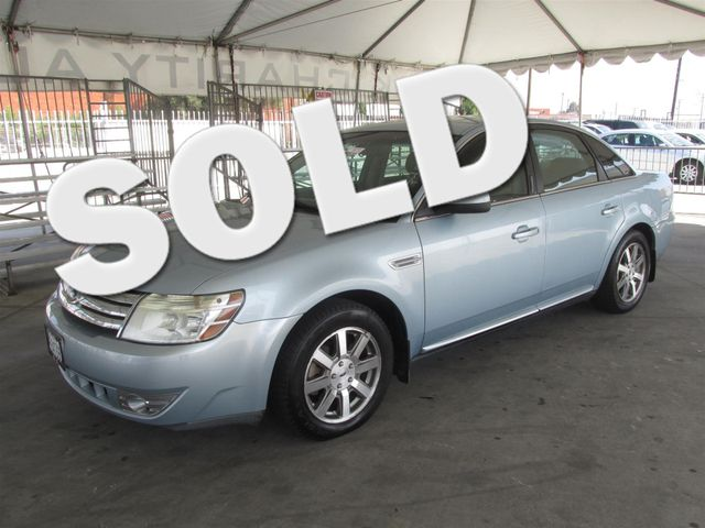 2008 Ford Taurus SEL Please call or e-mail to check availability All of our vehicles are availa