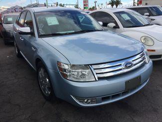 2008 Ford Taurus Limited AUTOWORLD (702) 452-8488 Las Vegas, Nevada 2