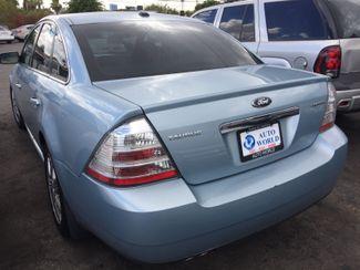 2008 Ford Taurus Limited AUTOWORLD (702) 452-8488 Las Vegas, Nevada 4