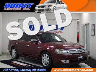 2008 Ford Taurus Limited Lincoln, Nebraska