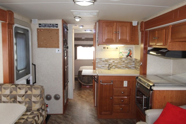 2008 Forest River Lexington 3 Slide M283 TS San Antonio, Texas 14