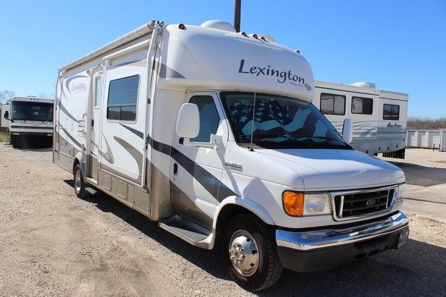 2008 Forest River Lexington 3 Slide M283 TS San Antonio, Texas 66