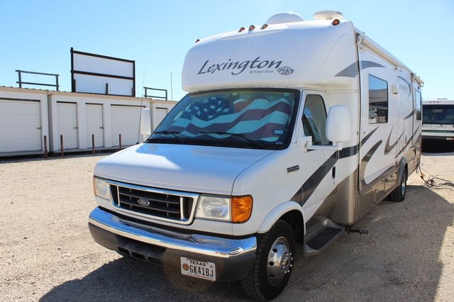2008 Forest River Lexington 3 Slide M283 TS San Antonio, Texas 67