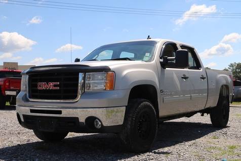 2008 Gmc 2500hd Crew Cab Sle Deleted Tuned Levled Toyos On Pro Comp Rims Super Clean ONE OWNER CARFAX SERVICED DETAILED READY TO GEAUX | Baton Rouge , Louisiana | Saia Auto Consultants LLC in Baton Rouge , Louisiana