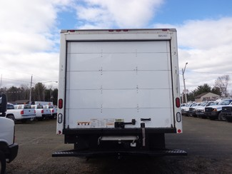 2008 GMC 3500 16FT Cube Van Hoosick Falls, New York 3