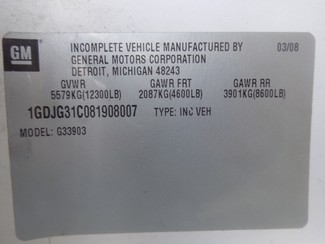 2008 GMC 3500 16FT Cube Van Hoosick Falls, New York 5