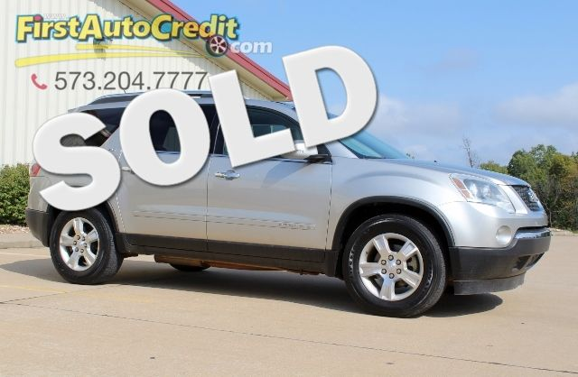 2008 GMC Acadia SLT | Jackson , MO | First Auto Credit in Jackson  MO