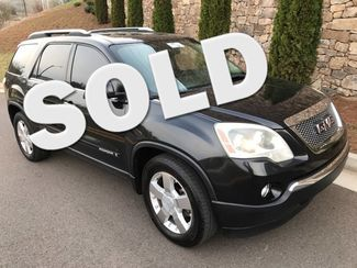 2008 GMC Acadia SLT Knoxville, Tennessee