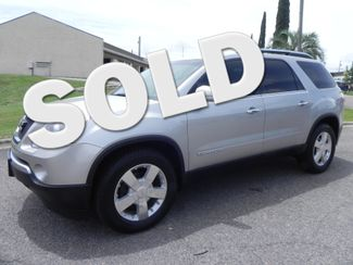 2008 GMC Acadia SLT2 3rd Row Martinez, Georgia