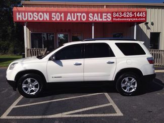 2008 GMC Acadia in Myrtle Beach South Carolina