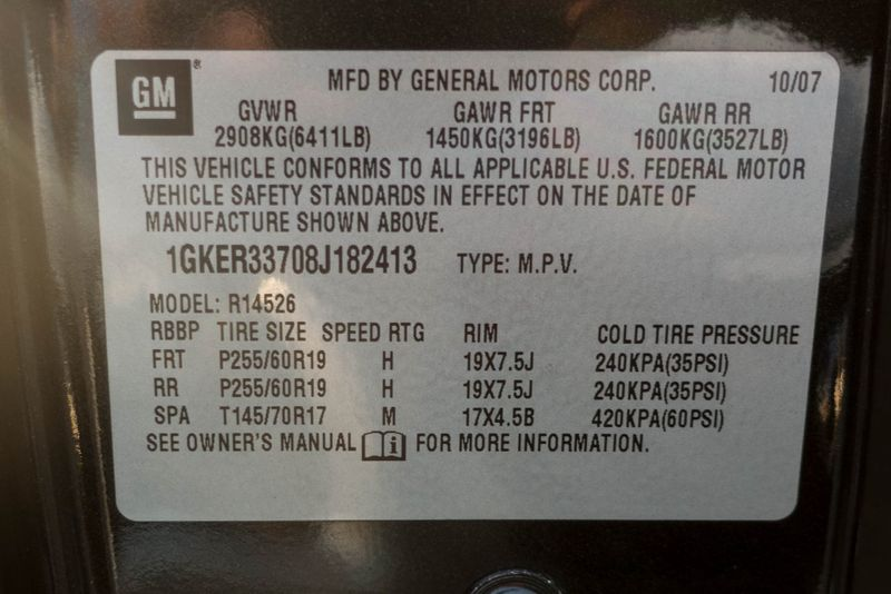 2008 GMC Acadia SLT2   Texas  EURO 2 MOTORS  in , Texas