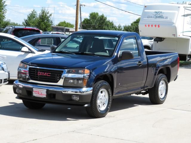 2008 GMC Canyon SLE Regular Cab Shortbox in Des Moines IA