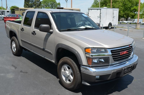 2008 GMC Canyon SLE2 4x4 in Maryville, TN