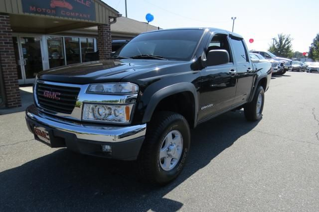 2008 GMC Canyon SLE2   Mooresville, NC   Mooresville Motor Company in Mooresville NC
