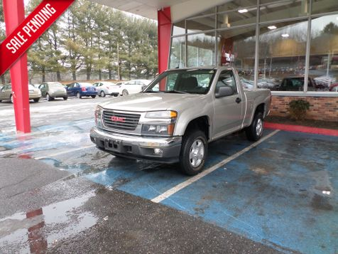 2008 GMC Canyon SLE1 in WATERBURY, CT