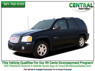 2008 GMC Envoy SLE1 | Hot Springs, AR | Central Auto Sales in Hot Springs AR