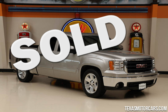 2008 GMC Sierra 1500 SLT This 2008 GMC Sierra 1500 SLT is in great shape with only 102 334 miles