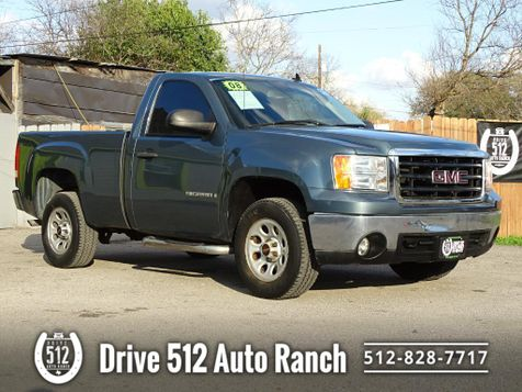 2008 GMC Sierra 1500 Work Truck in Austin, TX