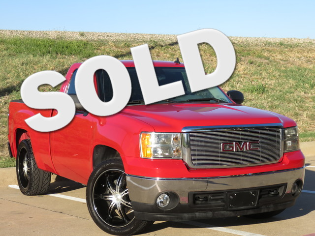 2008 GMC Sierra 1500 SLE with Nav 2008 GMC 1500 REGULAR CAB SLE Unbelievable condition and grea