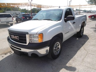 2008 GMC Sierra 1500 Work Truck | Forth Worth, TX | Cornelius Motor Sales in Forth Worth TX