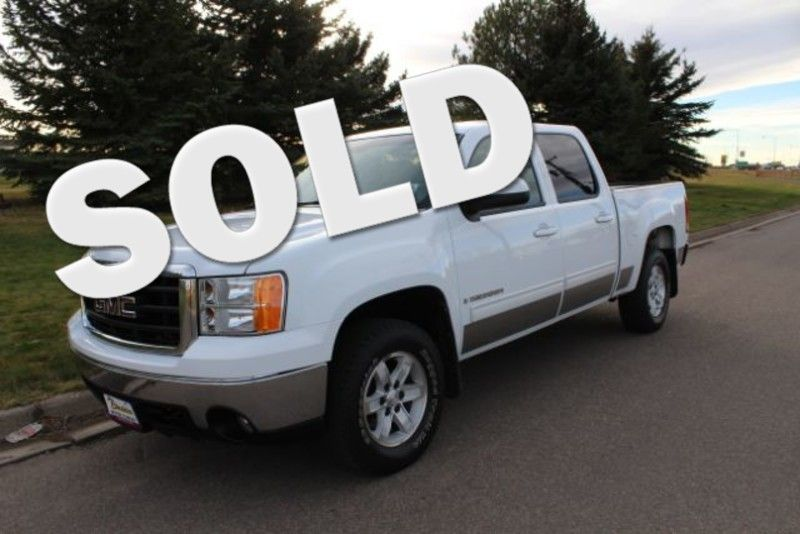 2008 GMC Sierra 1500 SLT  city MT  Bleskin Motor Company   in Great Falls, MT