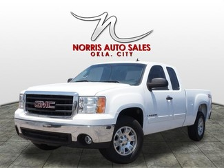 2008 GMC Sierra 1500 SLE2 in Oklahoma City OK