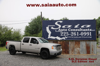 2008 Gmc 2500hd Crew Cab Sle Deleted Tuned Levled Toyos On Pro Comp Rims Super Clean ONE OWNER CARFAX SERVICED DETAILED READY TO GEAUX | Baton Rouge , Louisiana | Saia Auto Consultants LLC-[ 2 ]