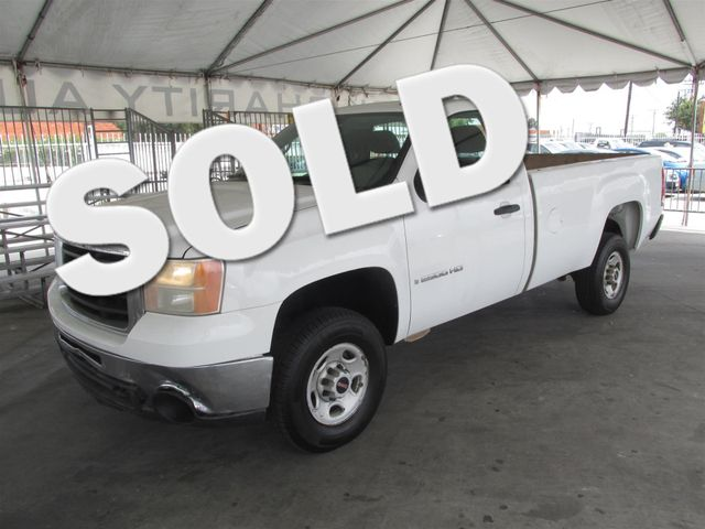 2008 GMC Sierra 2500HD Work Truck Please call or e-mail to check availability All of our vehicl